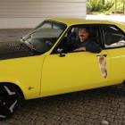 """Probefahrt mit Manta GSe Elektromod: Boah ey, """"der ist fantastisch"""""""