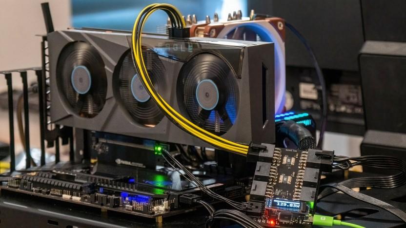 Radeon RX 6600 Eagle von Gigabyte im Test