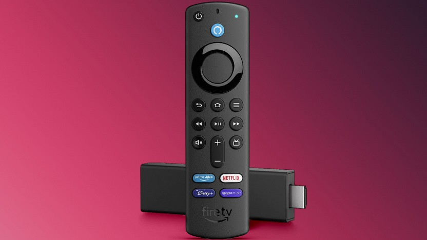 Fire TV Stick 4K mit neuer Fernbedienung