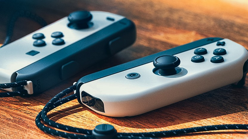 Joy-Con der Nintendo Switch OLED
