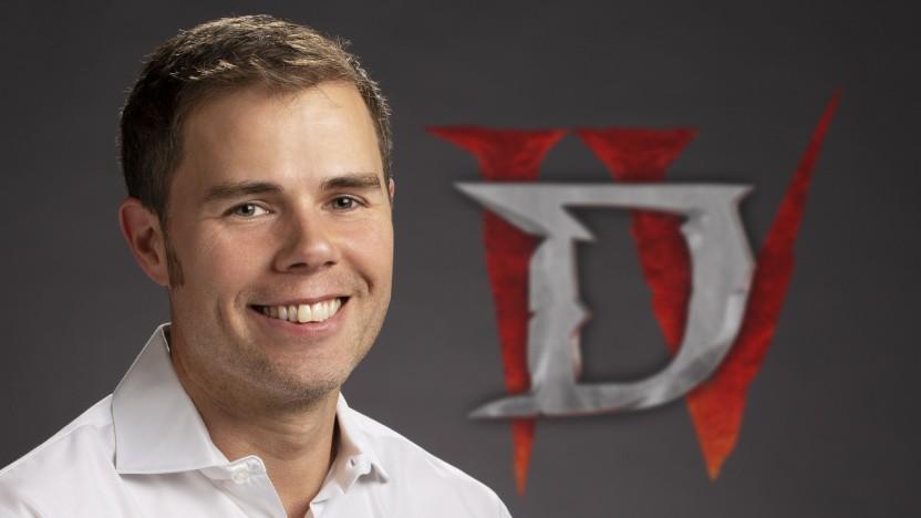Joe Shely, der neue Game Director von Diablo 4