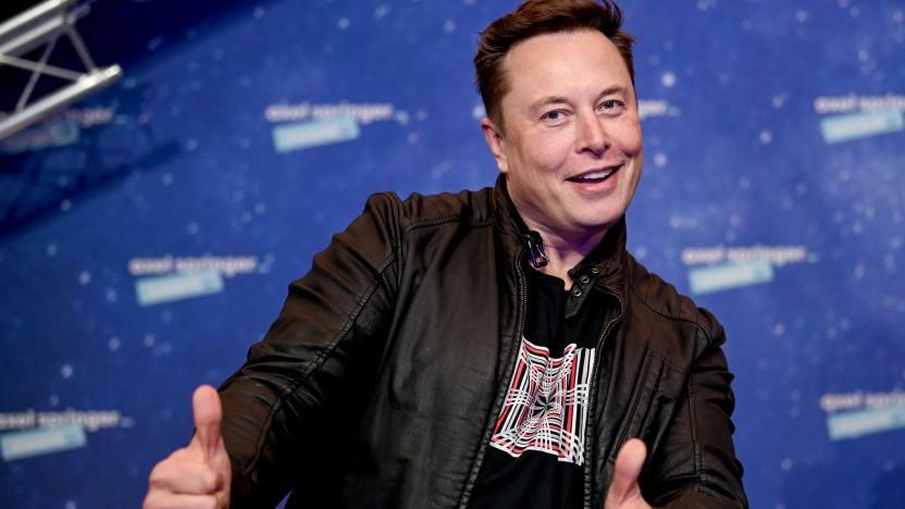 Leidet selten an Langeweile: Elon Musk.