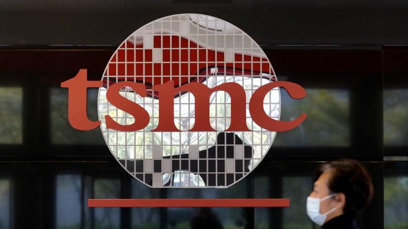 Logo von TSMC