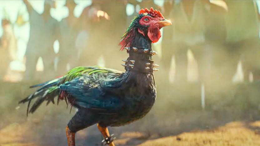 Hahn in Werbespot für Far Cry 6