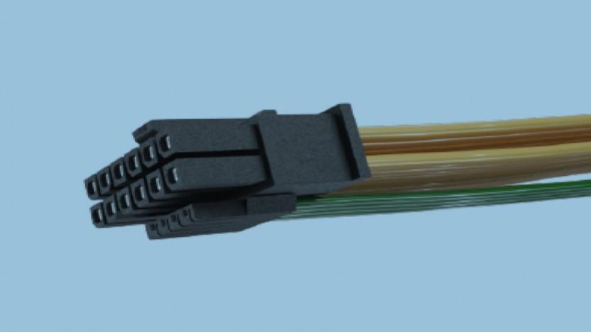 12VHPWR-Stecker für PCIe Gen5