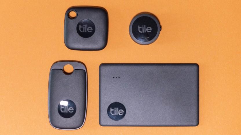 Die neuen Tracker von Tile