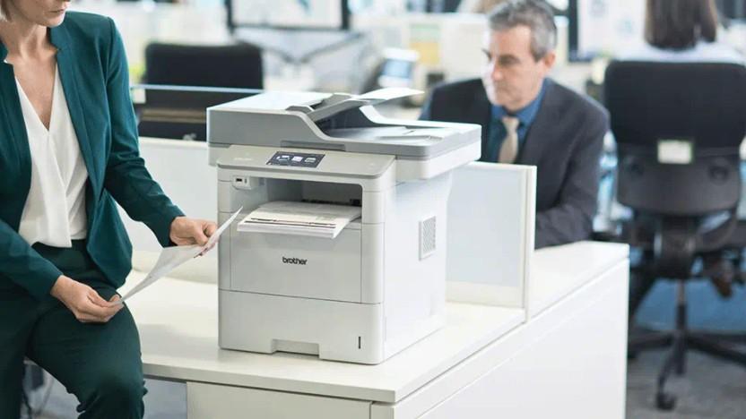Brother-Drucker mit USB-Verbindung und Windows 11 arbeiten zurzeit nicht gut zusammen.