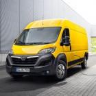 Elektromobilität: Opels Elektro-Transporter Movano-e ab 57.990 Euro bestellbar