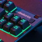 Steelseries Apex 3 TKL: Günstige Spieletastatur ist wasserresistent und kompakt
