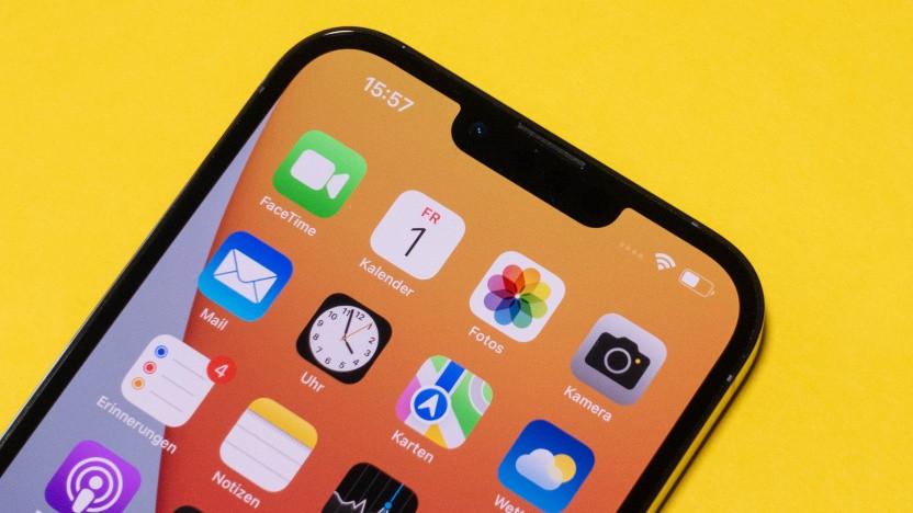 Auch das iPHone 13 Pro Max ist aktuell online nur mit Wartezeit bestellbar.
