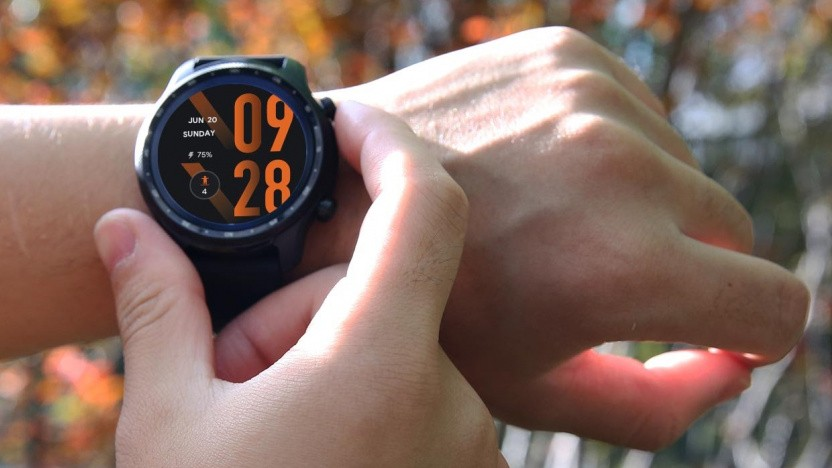 Die Ticwatch Pro 3 Ultra GPS von Mobvoi