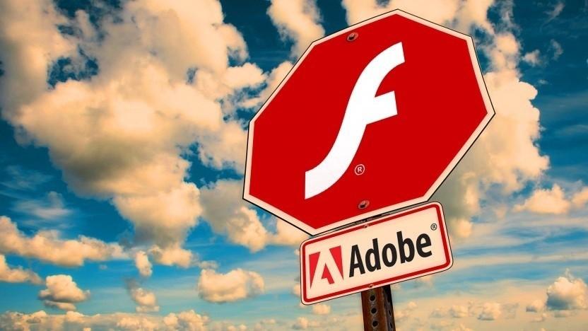 Eigentlich hat Adobe die Nutzung von Flash längst gestoppt.