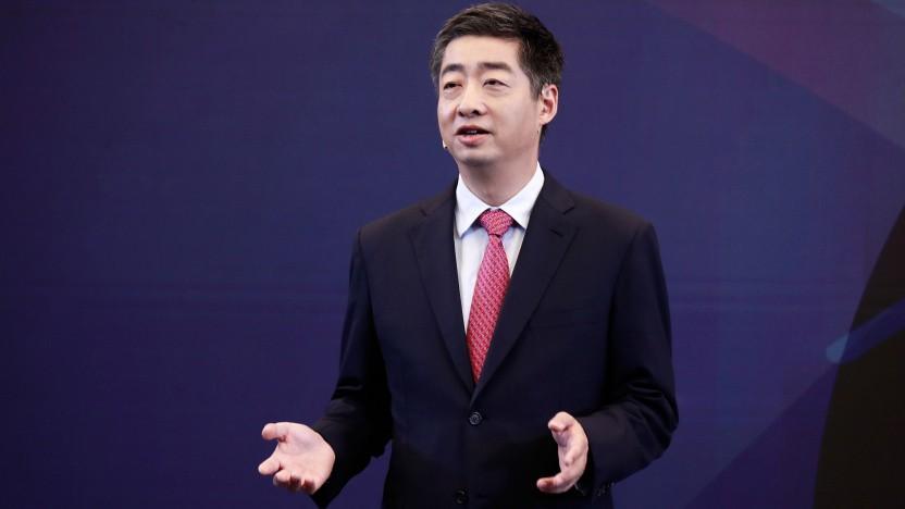 Huawei-Top-Manager Ken Hu