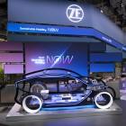 Mit ZF das Auto der Zukunft sehen, denken und handeln lassen