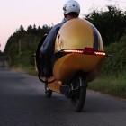 Electrom: Liege-E-Bike mit Allrad und Stromlinien-Hülle