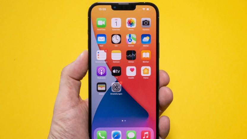 Die iPhone-Produktion soll wie geplant laufen.