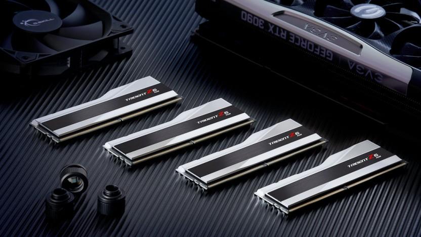 DDR5-Speicher der Trident-Z5-Reihe