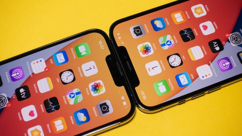 Apple verdient gut an seinen iPhones.