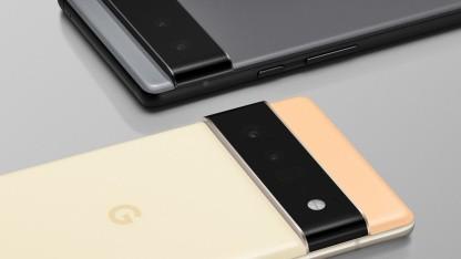 Google: Neues Pixel 6 kostet 650 Euro