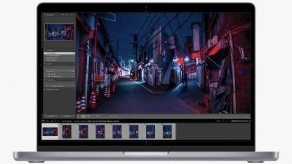 Apple: Macbook Pro bekommt Notch und Magsafe