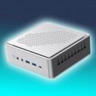 Minisforum Elitemini HM90: Mini-PC integriert AMD-Ryzen-CPU auf 15 x 15 cm