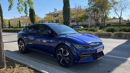 Kia EV 6 im Test: Die Sport-Limousine