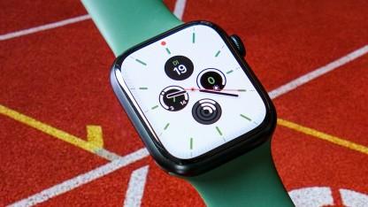Apple Watch Series 7 im Test: Sportliches Schnellladen trifft Leuchtstärke