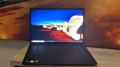 Thinkpad X1 Extreme Gen 4 im Test: Das beste Notebook in 16 Zoll kommt von Lenovo
