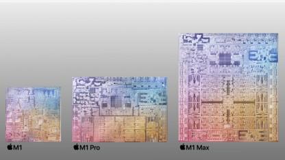 Geekbench & GFXBench: Erste Benchmarks zeigen starken Apple M1 Max