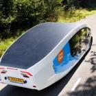 Stella Vita: Solarflügel-Camper tourt 2.000 km ohne Steckdose