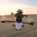 Flugauto: Personen-Multikopter Jetson One offiziell vorgestellt