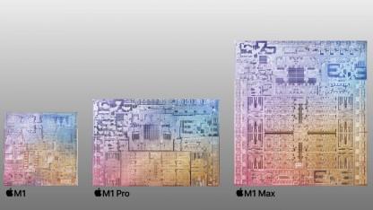 Macbook Pro: Apple bestätigt High Power Mode für M1 Max