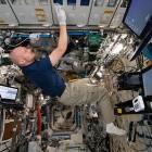 Bemannte Raumfahrt: Gleicht die ISS einer Rumpelkammer?