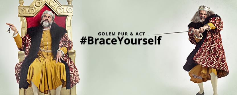 Golem pur & act
