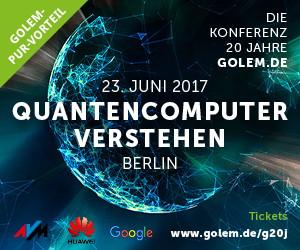 Golem.de Quantenkonferenz