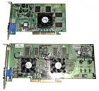 GF2 GTS (oben) vs. V5 5500