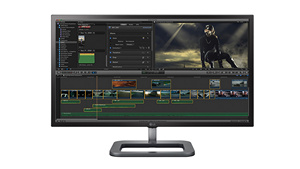 Display mit DCI-4K-Auflösung (Bild: LG), 4K