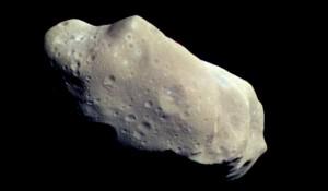 Asteroid 243 Ida  (Public Domain), Asteroid