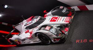 Le-Mans-Rennwagen Audi R18 E-Tron: in verschiedenen Rennsportserien erfolgreich (Bild: Werner Pluta/Golem.de), Audi
