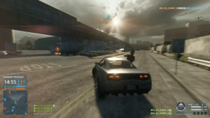 Screenshot aus Battlefield Hardline (Bild: Golem.de), Battlefield Hardline