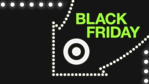 Black Friday (Bild: Target), Black Friday