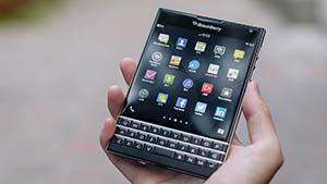 Blackberry-Passport (Bild: Pixabay), Blackberry Passport