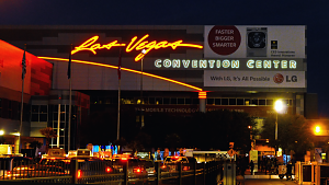 Das Las Vegas Convention Center ist der Mittelpunkt der CES (Foto: Nico Ernst), CES 2019