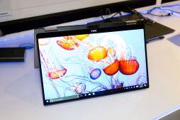 Von Dells XPS 13 gibt es eine Convertible-Version. (Bild: Martin Wolf/Golem.de), Convertible