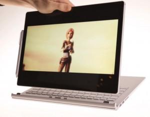 Das Surface Book ist ein Beispiel für Detachables., Detachable