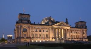 Der Deutsche Bundestag entscheidet über zahlreiche netzpolitische Themen., Deutscher Bundestag