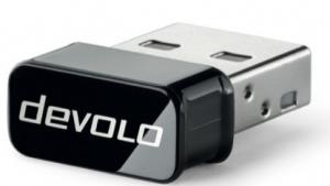Devolos WLAN-Stick bietet 802.11ac. (Bild: Devolo), Devolo