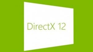 Logo von DX12 (Bild: Microsoft), DirectX-12