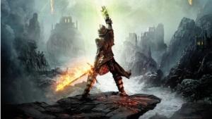 Artwork von Dragon Age: Inquisition (Bild: Electronic Arts), Dragon Age Inquisition