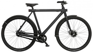 E-Bike Vanmoof Electrified S (Bild: Vanmoof), E-Bike
